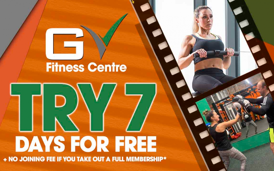 7 Day Free Gym Trial